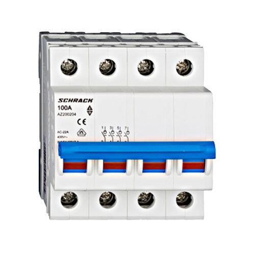 Main Load-Break Switch (Isolator) 100A