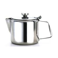 Kew Teapot Economy Stainless Steel 70oz 2 Litre