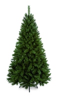 2.1M Majestic Pine Christmas Tree Hinged- Two Tone