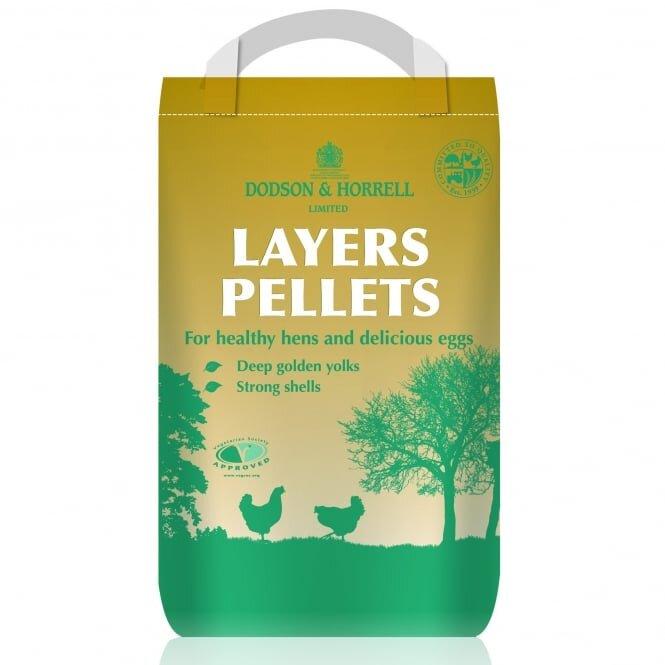 Dodson & Horrell Layers Pellets 20kg