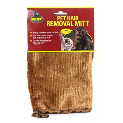 Kent Microfibre Hair Removal Mitt x 1