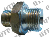 "Adaptor 3/8"" Male x 1/2"" Male BSP"