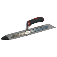 "FAITHFULL SOFT GRIP FLOOR TROWEL 16"" X 4"""