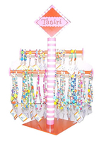Tatiri empty Jewellery Display Pink (Free with first order of Jewellery)