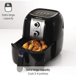 MR Health Fryer Manual 1200w 3L Black 2