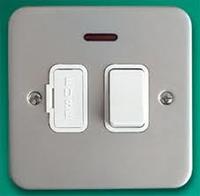 13A SW Connection Unit & Pilot Light
