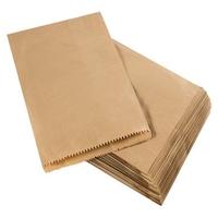 "Brown Bags  7""x9.5"""