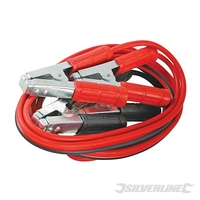SILVERLINE Jump Leads Set 3.5M  456956
