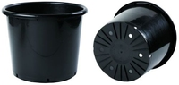 Soparco SD Large PP Container 25lt Low - Black