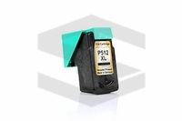 Compatible Canon 2969B001 PG512 Black 400 Page Yield