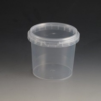 400ml Plastic tub