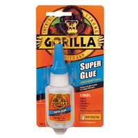 Gorilla Superglue 15g Bottle