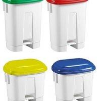 Large Plastic Pedal Bins