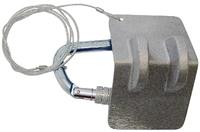 Tractel Aluminium Rope Protector