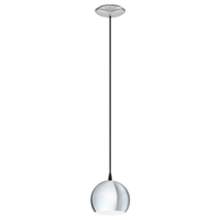 EGLO Petto LED Chrome Single Pendant IP20 | LV1902.0095