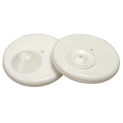 SEKURA RF Large Round Tag White (1000)