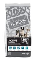 Burns Active Working Dog 12kg [Zero VAT]