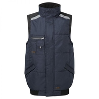 Tuffstuff 229 Navy Body Warmer