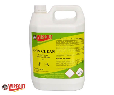 Concrete and Driveway Cleaner 5ltr