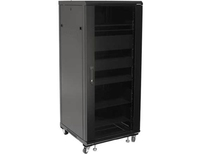 Sanus 27U Rack with Shelves & Blanks CFR2127-