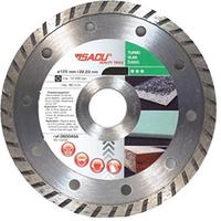 Diamond Disc 300mmx20mmx7mm Turbo Flat