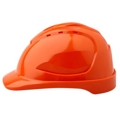Pro V9 Hard Hat 9 Vents Ratchet Harness