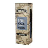 Man stuff Beard Oil 100ml