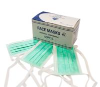 DMI - TIE-ON FACE MASKS