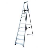 Lyte Class One - 10 Step Platform Ladder