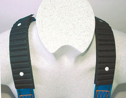 Tractel Padded Shoulder Pads