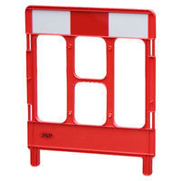Workgate 1 Gate with Reflectives - Red