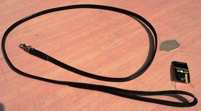 "Avon Leather Ferret 48"" Lead Black x 1"