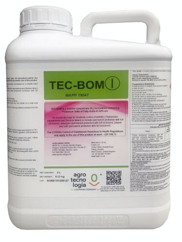 Tec-Bom Insecticide 5lt