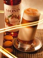 Monin Caramel Syrup 1 Ltr