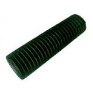 1.8m PVC Green Weld Mesh 3/2.5mm 25m