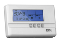 EPH 2 Channel Digital Timeclock