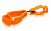 Glove Clip Keeper Orange
