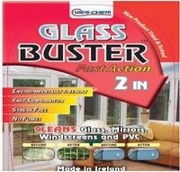 BUSTER GLASS CLEANER 750ML