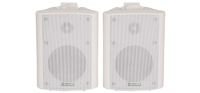 "4"" Indoor Speakers BC4 White"