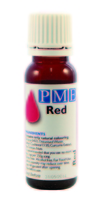 FC1022 RED 100% NATURAL COLOUR 25g