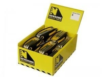 BX79 BOX X 10 FOLDING HEX KEY SET