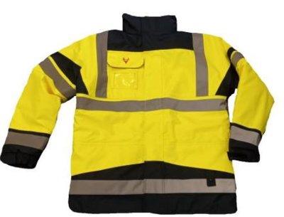ELK Alert High Visibility Multifunctional 4-in-1 Jacket
