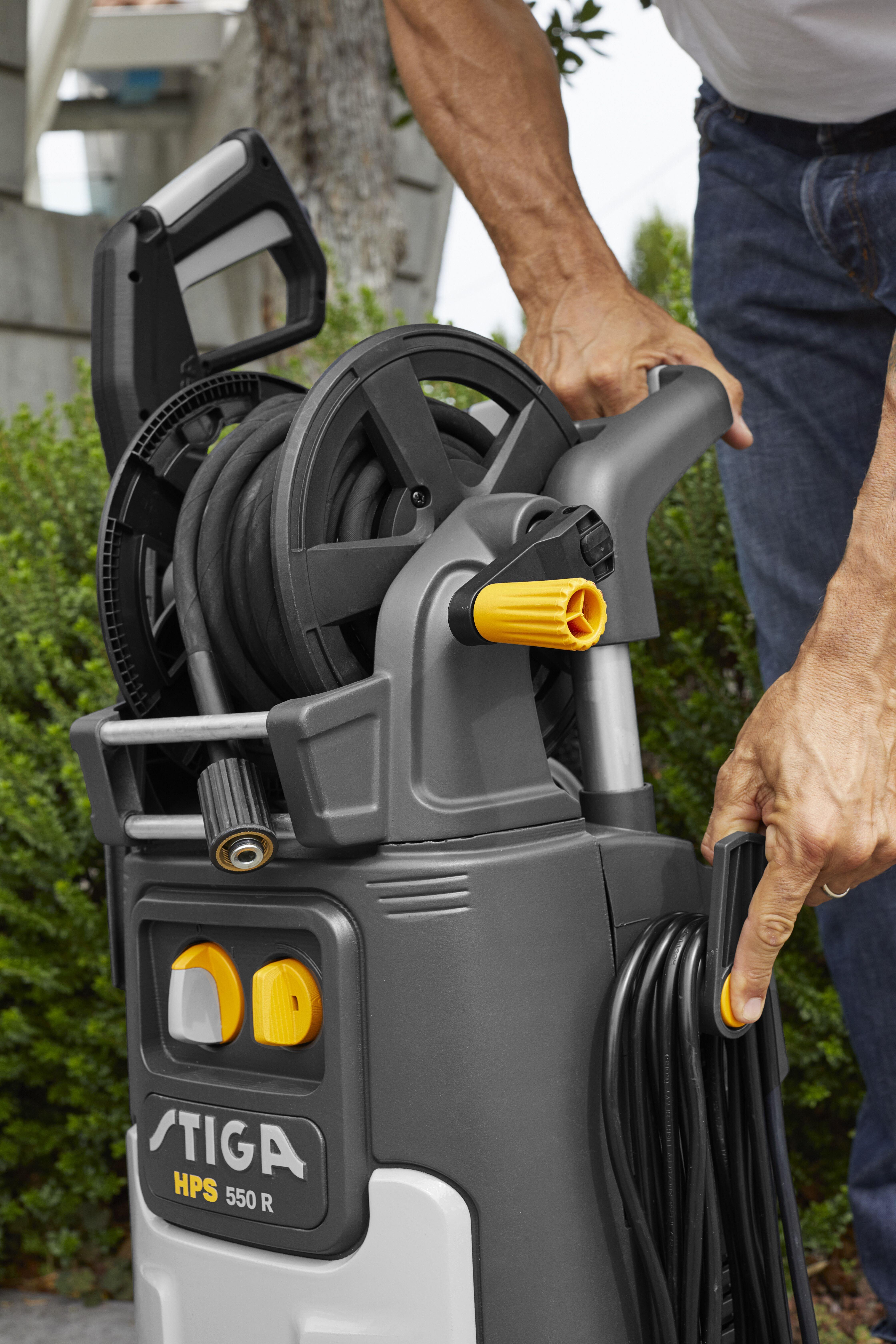 HPS550 Pressure Washer