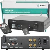 STA50-BT Digital Stereo Amp with Bluetoot R/C
