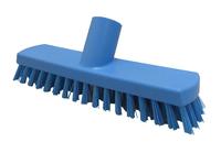B1874B HYGIENE 215MM DECK SCRUB POLYPROP BLUE
