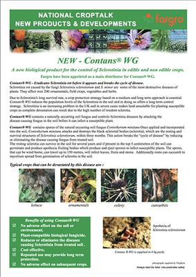 Crop Talk Spring 2006