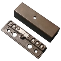 Alarm Junction Box 7 Screw Brown J40
