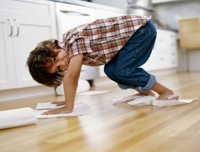 How to maintain a floor