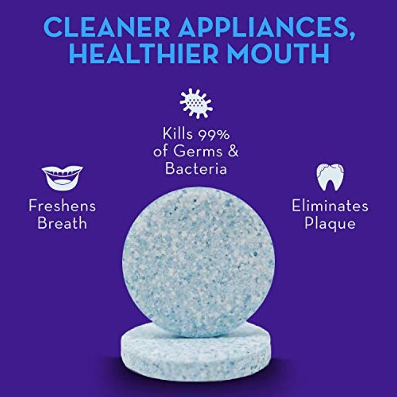 Cleaning Tablets - DMI Dental Supplies Ireland - Next Day Delivery To Your Home