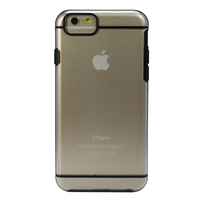 """CC01032 iPhone 6 (4.7"""") Clear PC with Black"""